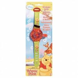 Ceas cu baloane de sapun Winnie the Pooh